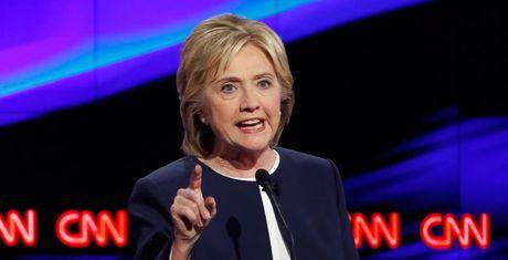 Ba Clinton: Nguoi Kurd la doi tac dang tin cay nhat o Syria va Iraq - Anh 1