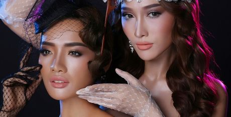 Cu Ngoc Quy, To Uyen Khanh Ngoc sieu goi cam - Anh 1