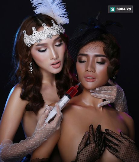 Cu Ngoc Quy, To Uyen Khanh Ngoc sieu goi cam - Anh 6