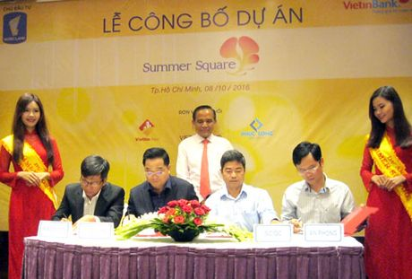 Cong bo du an Summer Square - Anh 1