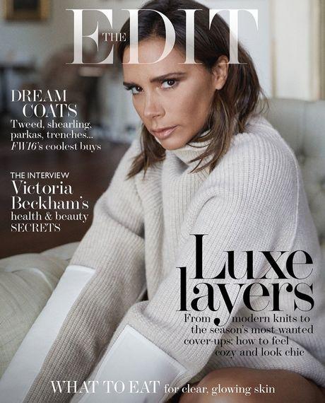 Victoria Beckham: 'Toi dau co thoi gian cho rieng minh' - Anh 7
