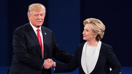 Trump vs Clinton: Cuoc tranh luan 'ky quac' nhat trong lich su tranh cu tong thong My - Anh 4