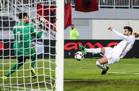 Trung ve cua Barcelona chia tay doi tuyen Tay Ban Nha sau World Cup 2018 - Anh 1