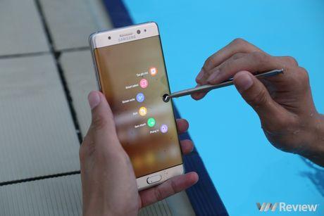 Samsung chinh thuc tam ngung san xuat Galaxy Note 7 moi - Anh 1