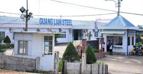 Hoa Phat muon lam sieu du an thep gan 3 ty USD o Dung Quat - Anh 1