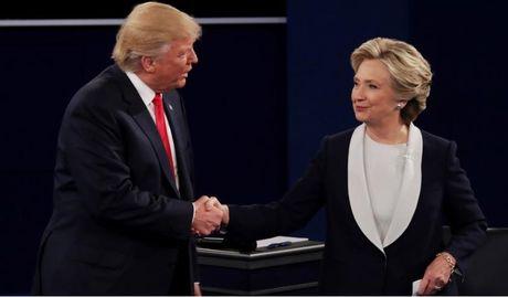 Tranh luan truc tiep lan 2: Ba Clinton tiep tuc to ra 'troi' hon ong Trump - Anh 4