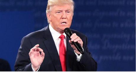 Tranh luan truc tiep lan 2: Ba Clinton tiep tuc to ra 'troi' hon ong Trump - Anh 8