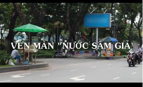 'Ven man nuoc sam gia' - Su that sau thuc uong giai khat gia re duoc nhieu nguoi ua chuong - Anh 1