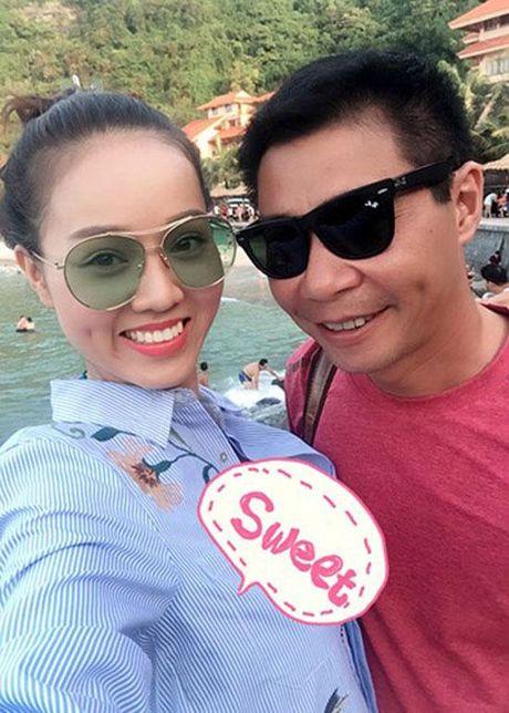 Cong Ly tung 'bat' ban gai moi goi vo cu Thao Van bang co - Anh 5