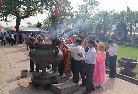 Thai Binh chinh thuc khai hoi chua Keo mua Thu nam 2016 - Anh 2