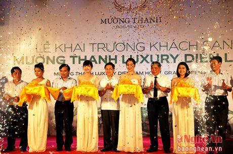 Chinh thuc khai truong khach san Muong Thanh Luxury Dien Lam 5 sao - Anh 5