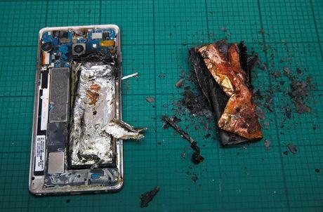 Samsung ngung san xuat Galaxy Note 7 - Anh 1