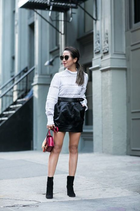 Hoc lom cach mix do Thu Dong tu 5 fashion blogger chau A - Anh 22