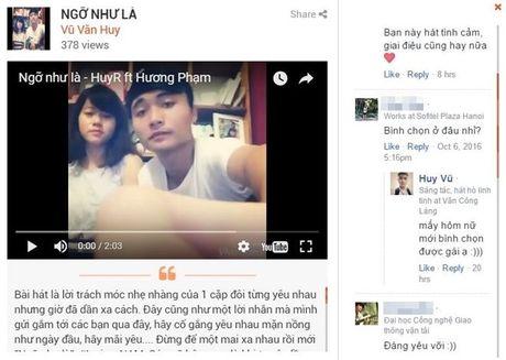 Bat ngo voi 2 cap doi de thuong 'sieu chat' tai Sing My Song Online - Anh 1