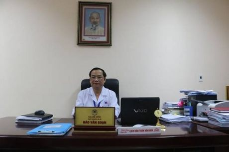 Benh vien C - Thai Nguyen: Di dau cong tac xu ly rac thai y te - Anh 1