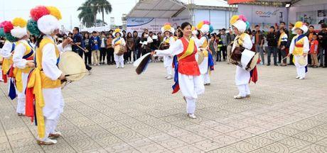 Lễ hội văn hóa thế giới TP. HCM-Gyongju 2017 kéo dài 25 ngày