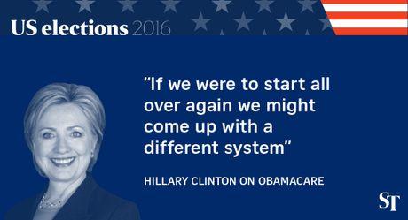 So gang lan 2 Trump - Clinton: 12 phat ngon an tuong nhat - Anh 4