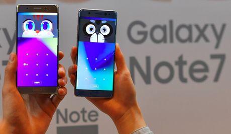Samsung Viet Nam tam dung san xuat Galaxy Note 7 - Anh 1