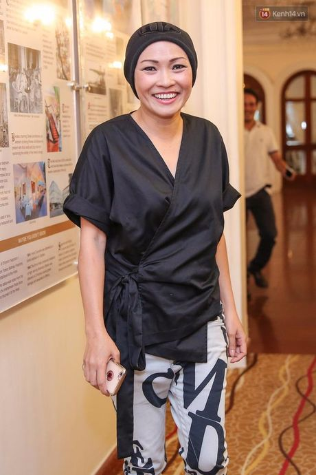 Dan Truong, Phuong Thanh den hop bao ung ho Viet Huong lam liveshow mien phi cho 11.200 sinh vien - Anh 5