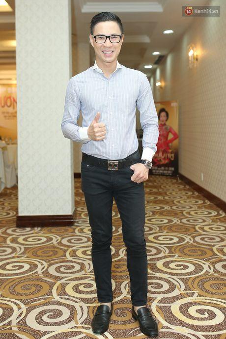 Dan Truong, Phuong Thanh den hop bao ung ho Viet Huong lam liveshow mien phi cho 11.200 sinh vien - Anh 6