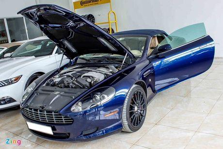 Aston Martin DB9 - sieu xe vang bong mot thoi tai Viet Nam - Anh 10