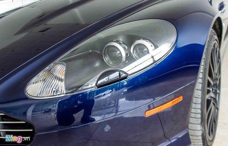 Aston Martin DB9 - sieu xe vang bong mot thoi tai Viet Nam - Anh 8