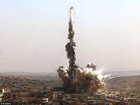 Hoi dong Bao an LHQ bac 2 du thao nghi quyet ve Syria - Anh 1