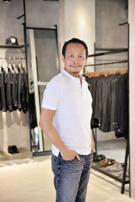 Dan sao Viet hau thuan show thoi trang cua Chung Thanh Phong - Anh 3