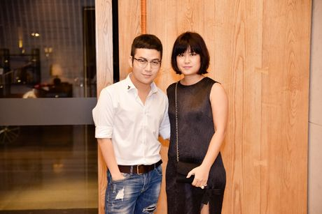 Dan sao Viet hau thuan show thoi trang cua Chung Thanh Phong - Anh 4