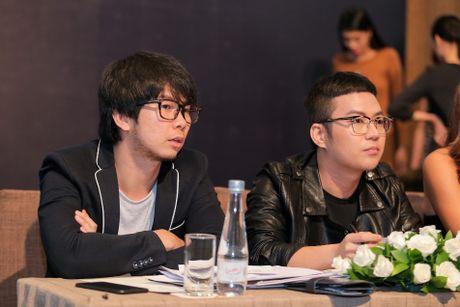Dan sao Viet hau thuan show thoi trang cua Chung Thanh Phong - Anh 7