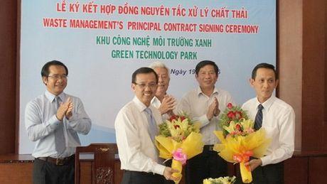 Bo 'bao mat' du an 450 trieu USD cua ong chu Da Phuoc - Anh 1
