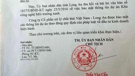 Bo 'bao mat' du an 450 trieu USD cua ong chu Da Phuoc - Anh 2