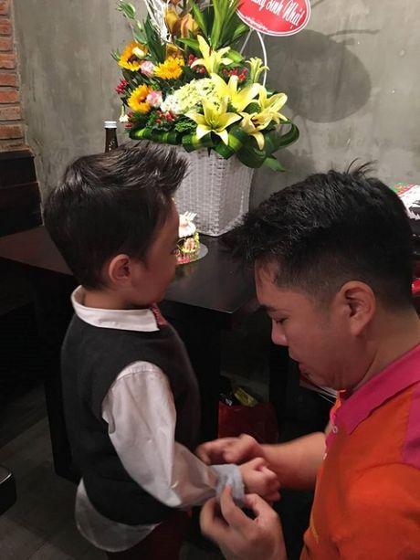 Thanh Thao gui loi chuc sinh nhat ban trai cu, doanh nhan Trong Dai - Anh 9