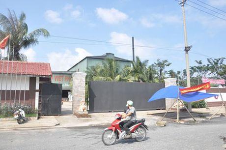 Quang Nam: So sanh muc o nhiem cua Nha may thep Viet-Phap voi Formosa la khong co co so - Anh 1