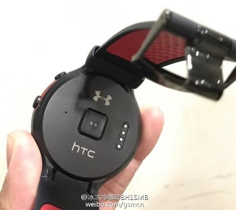 Lo dien chiec smartwatch chay Android Wear chua bao gio duoc gioi thieu cua HTC - Anh 3