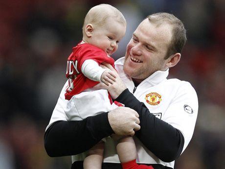 Con trai Rooney, Carrick theo buoc cha gia nhap Man United - Anh 6