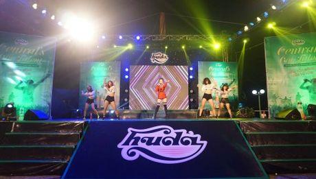 The Central's Got talent 2016: Be phong cho nhung tai nang am nhac - Anh 5