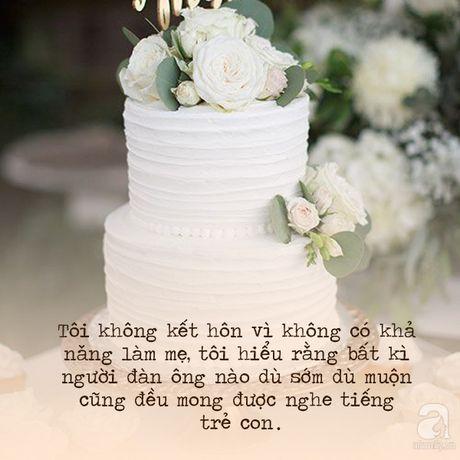 1001 loi tu thu thang va that nhat cua nang doc than: Vi sao toi khong muon lay chong? - Anh 10