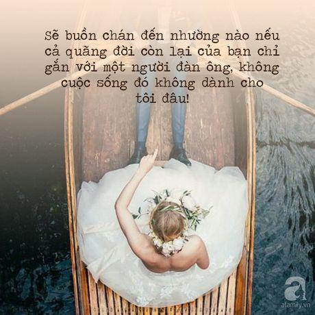 1001 loi tu thu thang va that nhat cua nang doc than: Vi sao toi khong muon lay chong? - Anh 11