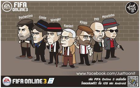 Biem hoa 24h: Rooney hoa 'lon', i ach dan dat Tam su - Anh 2