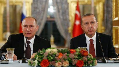 Tong thong Putin: Nga va Tho Nhi Ky no luc khoi phuc quan he - Anh 1