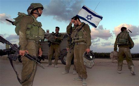 Israel phong toa Khu Bo Tay va Dai Gaza truoc them le Yom Kippur - Anh 1