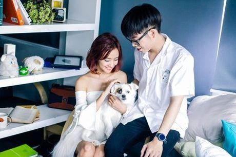 Choang voi hinh anh Duc Phuc gay nhom trong MV moi - Anh 2