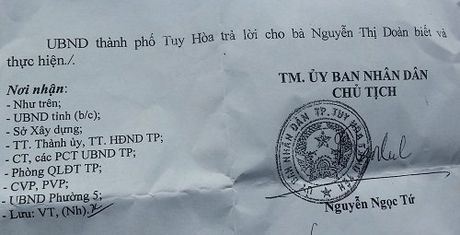 Phu Yen: Cho phep ton tai nha hang go 'khung' trong thoi han 5 nam - Anh 3