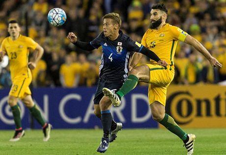 Ket qua vong loai World Cup 2018 khu vuc chau A (ngay 11.10) - Anh 1