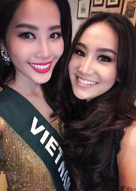 Hoa khoi Nam Em do sac cung dan nguoi dep Miss Earth - Anh 4