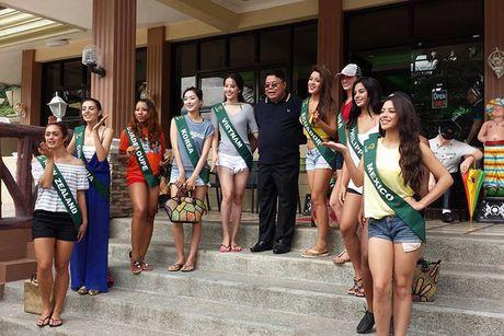 Hoa khoi Nam Em do sac cung dan nguoi dep Miss Earth - Anh 9