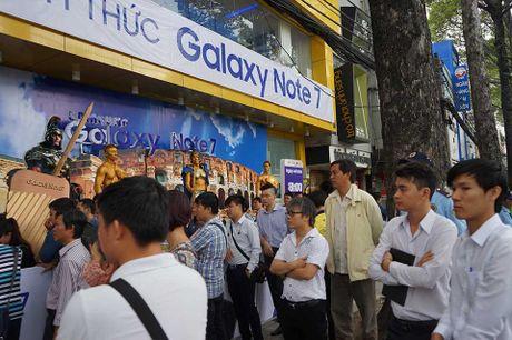 Ngung ban Samsung Galaxy Note 7, khach hang duoc boi thuong - Anh 11