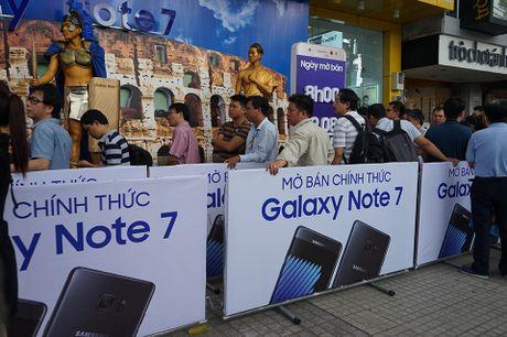 Ngung ban Samsung Galaxy Note 7, khach hang duoc boi thuong - Anh 13