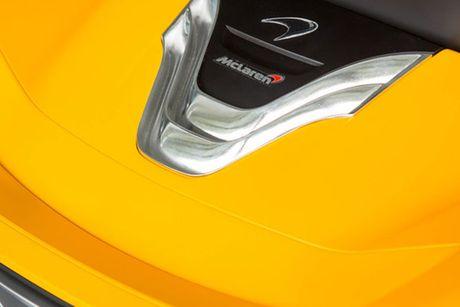 Sieu xe McLaren P1 gia hon 10 trieu cho 'dai gia nhi' - Anh 3